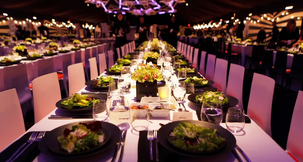 Los Angeles Caterer Event Catering Movie Premiere Caterer