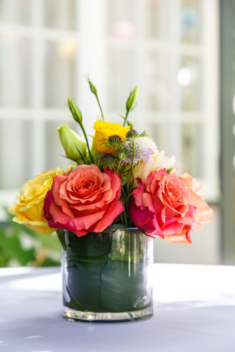 Diy Floral Arrangements Along Came Mary Events Los