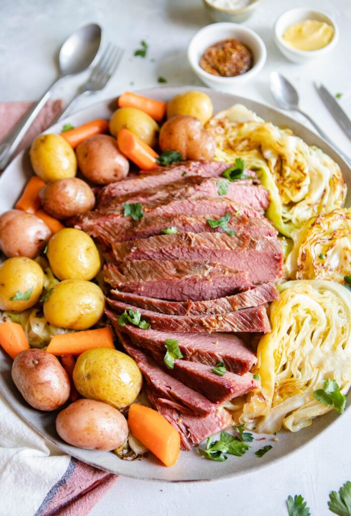 st Patrick's day recipe corned beef