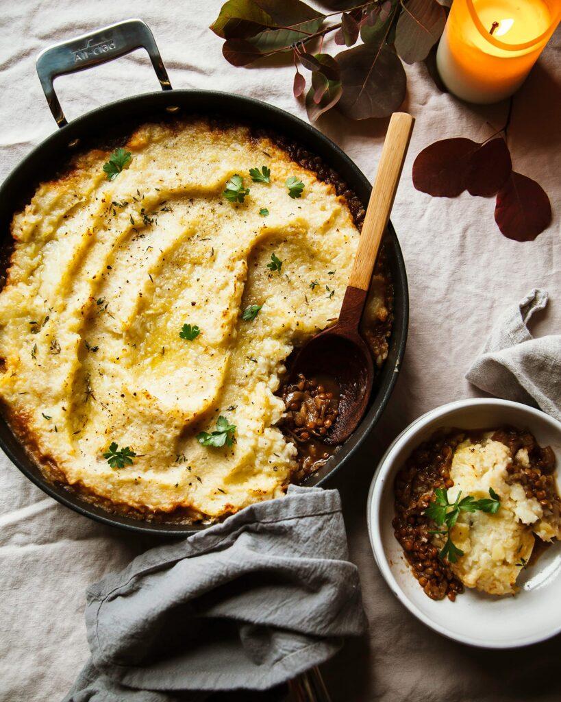 st patrick's day recipe shepherds pie